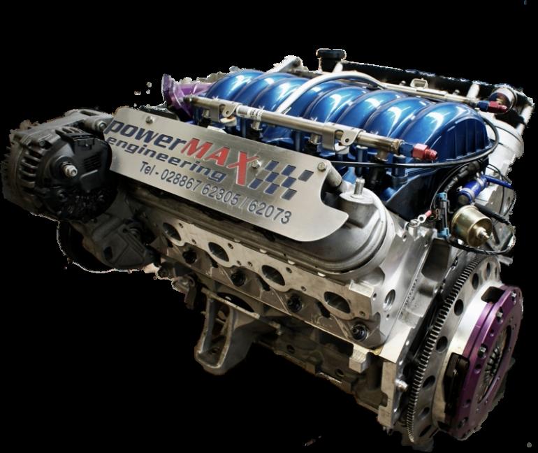 Full Engine Builds