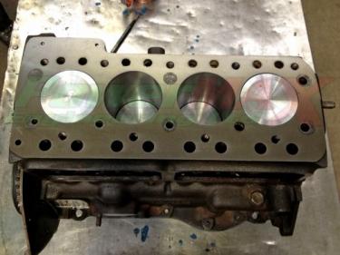MG Midget 1.5 Engine Overhaul