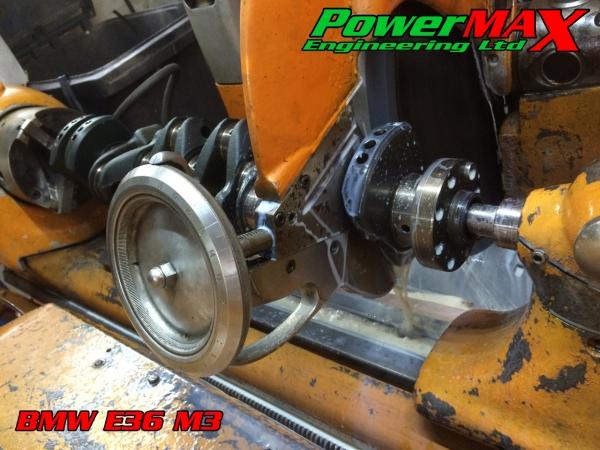 Powermax Engineering Ltd - Services (Crankshaft Grinding)