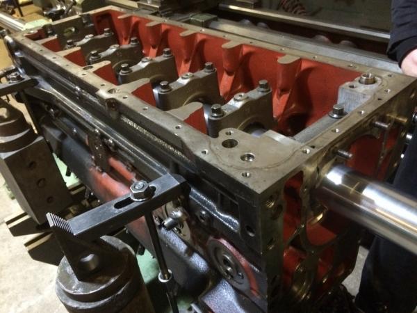 Powermax Engineering Ltd - Services (Block Line Boring)