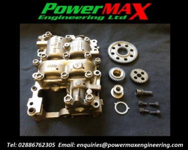 Oil Pump Gear Upgrade Conversion