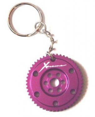 XTREME PERFORMANCE- KEYCHAIN (FLYWHEEL)