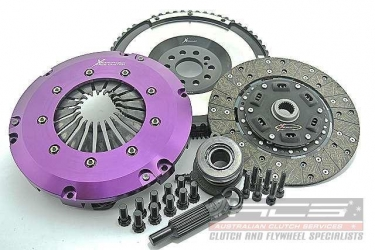 KFD24637-1A | HD ORGANIC CLUTCH KIT