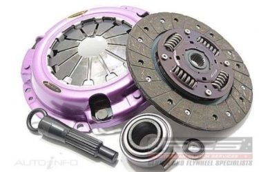 KHN20009-1A | HD ORGANIC CLUTCH KIT