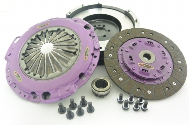 KMC23540-1A | HD ORGANIC CLUTCH KIT