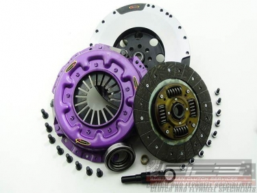 KNI24540-1A | HD ORGANIC CLUTCH KIT INCL FLYWHEEL