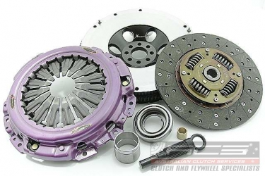 KNI25525-1A | HD ORGANIC CLUTCH KIT INCL FLYWHEEL