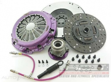 KNI25688-1A | HD ORGANIC CLUTCH KIT FLYWHEEL & CSC