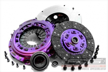 KTY25502-1A | HD ORGANIC CLUTCH KIT INCL FLYWHEEL