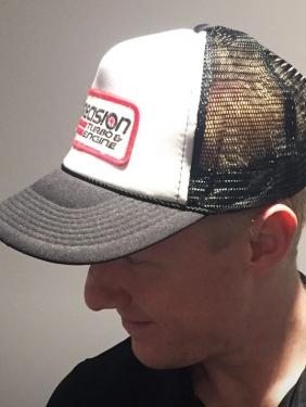 PTE Trucker Hat (White)