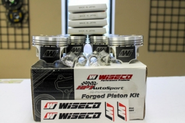 Wiseco - Nissan SR20DET Forged Pistons